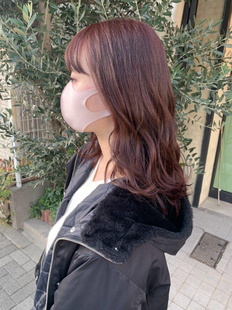 ニュアンスカラー①画像