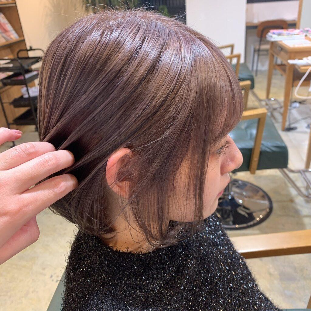 お客様のお声(髪質改善カラーエステ)