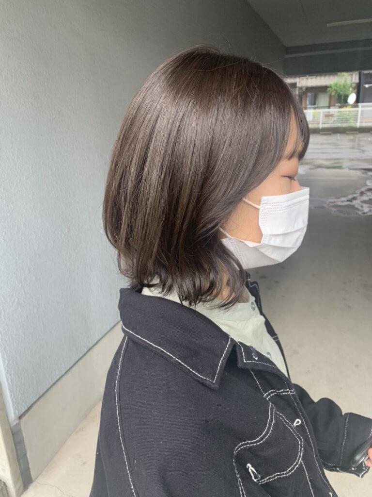 カット+カラー+TOKIOトリートメント(ミディアム)画像